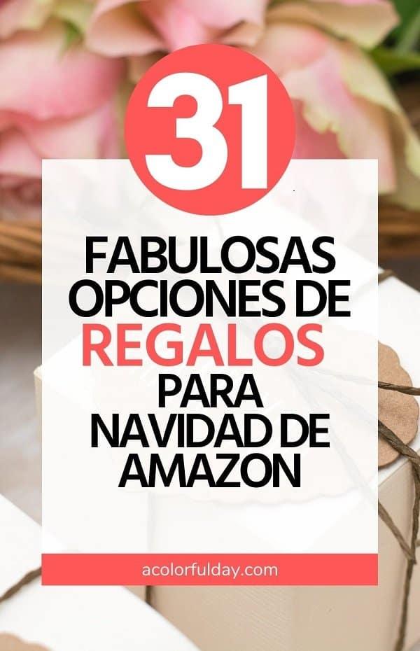 regalos para navidad de Amazon
